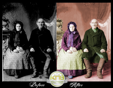Dulas Family Restoration by knightmultimedia