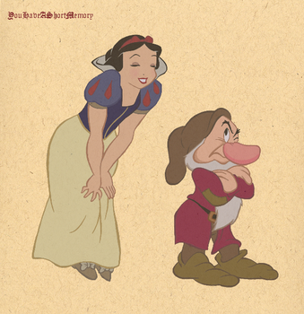 Snow White and the One Dwarf by YouHaveAShortMemory