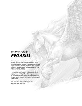 How to draw PEGASUS 1 by PatrickThornton