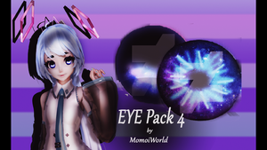 [ DOWNLOAD] #4 Eye Pack by MomoiWorld by MomoiWorld