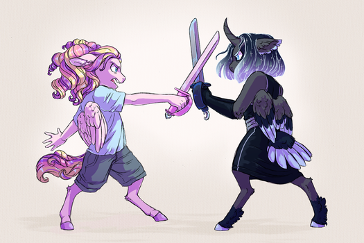 Battle Tactics by Lopoddity