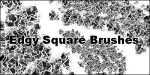 Edgy Square Brushes by Insanity-Prevails