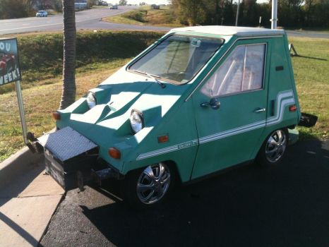 Electric Citicar by Perceptor