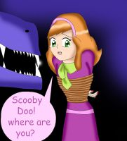 Daphne : Scooby Doo by Sincity2100