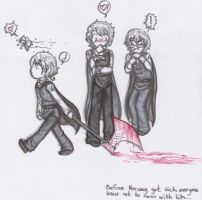 APH: Before Norway got sick... by eternitymaze
