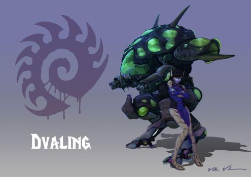Dvaling by ColorZblind