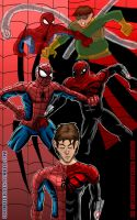The battle for Peter Parker has begun! by ultimatejulio