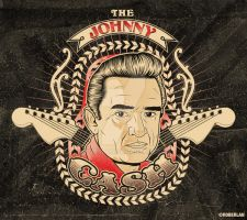 The Johnny Cash by roberlan