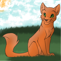 Firepaw by Harryn53012