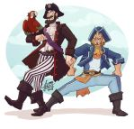 Lazy Town-You are a pirate by MadJesters1
