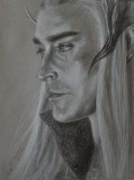 Their Greatest King - Lee Pace as Thranduil, No.2 by sadronniel