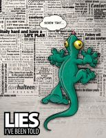 Lies I've Been Told by dhulteen