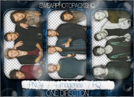 Pack PNG 247: One Direction by SwearPhotopacksHQ