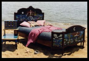Mermaid Furniture Set by ReincarnationsPF