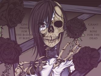 A Rose for the Dead by I3I
