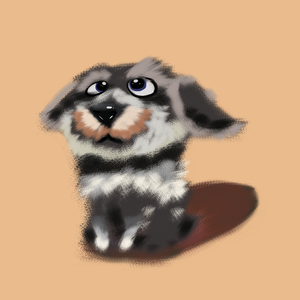 20180603 Dog Doodle03 by w22986703
