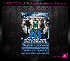Flyer_Swag Different by aCLASSdesignz