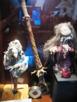 Props from Dark Crystal by phoenixphire24