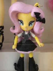Flutterbat Equestria Girl! by TexacoPokerKitty