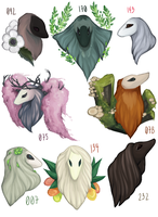 esk headshots . batch 1 by jasmine-blight