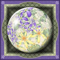 Gift Box Marble - Spring by Velvet--Glove