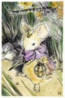 Custom Mouse 2 - The Mouse Guard fanart by Kaos-Nest