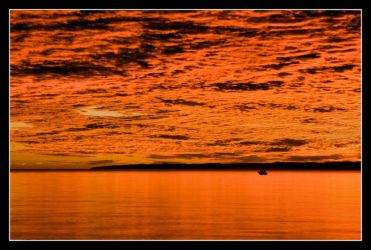 Sunrise at Redcliffe V by 2Stupid2Duck