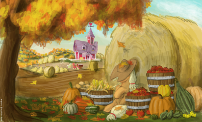 Autumn Harvest by King-Kakapo