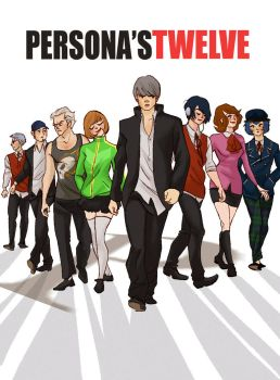 Persona's 12 by ughbetp