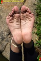 The Smooth Barefooter 2 by Footografo