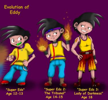 Evolution of Eddy by Nintendo-Nut1