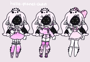 [outfit set] - Pastel-Corruption by hello-planet-chan
