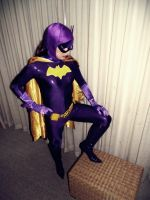 66 Batgirl Cosplay Photo Story Chapter 6- Meeting by ozbattlechick