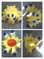 Shiny Joltik plush