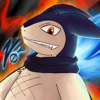 New icon! WITH SPEED DRAW by Lucky02-Overmaster