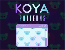 PATTERNS: KOYA by Hallyumi