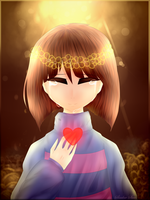 I'll Save You... | Undertale FA by 0ShadowStar0