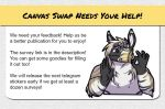 Canvas Swap Survey - We need your help! by Temrin