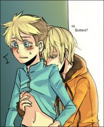 South Park : Kenny x Butters by sujk0823