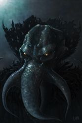 Illithid by CindyWorks