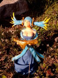Sona league of legends by astre90
