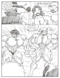 Ash and Misty Growth Pg 7 by GrandMasterLucilious