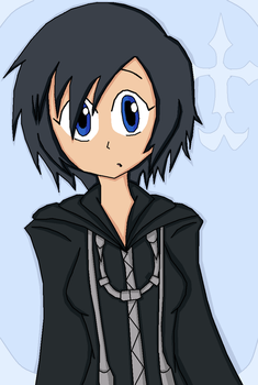 Xion by MoonlitFlames