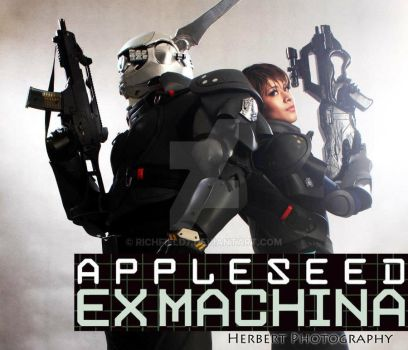 Appleseed ExMachina 2 by Richfield7
