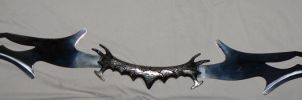 Stock : Bat'leth by Deaths-stock