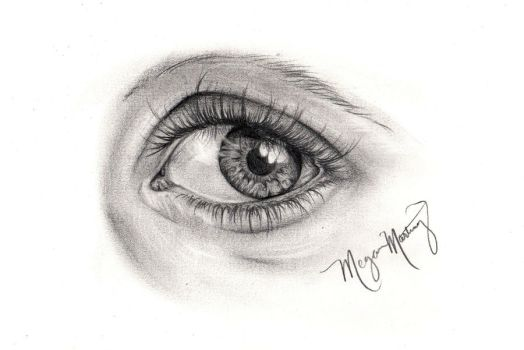 eye practice by MeganMartinez