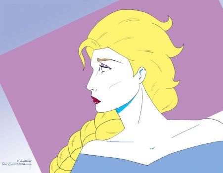 Nagel Elsa by Anime-Ray