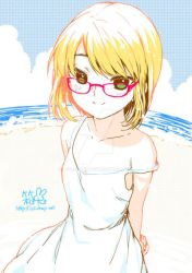 The summer by loli-drop