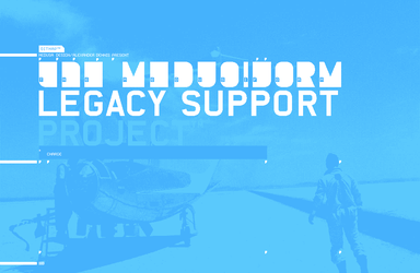 The Legacy Support Project by killjoydesign