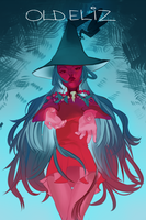 Witch Palette - request by Elizarrrr